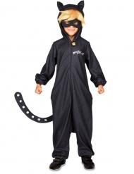 Miraculous™ Cat Noir -naamiaisasu lapsille