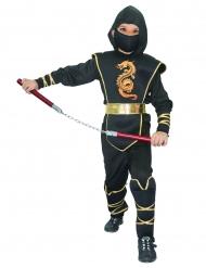 Loistelias lohikärrme - Ninjan naamiaisasu lapselle