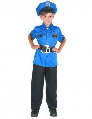 Pieni Poliisimestari -naamiaisasu lapselle