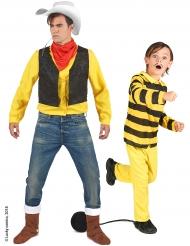 Lucky Luke™ ja Dalton -naamiaisasut lapselle ja aikuiselle