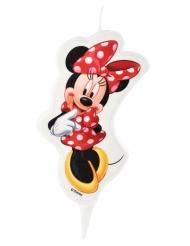 Disney™ Minni -kakkukynttilä 5,5 x 9 cm
