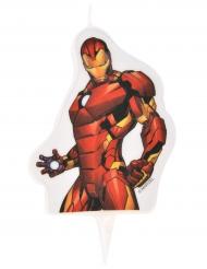 Avengers Iron Man™-synttärikynttilät 6 x 7,3 cm