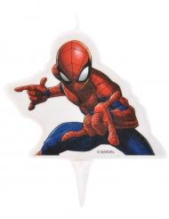 Spiderman™-kakkukynttilä 9 x 7 cm