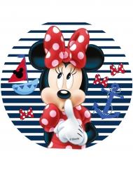 Disney™ Minni Seilorina -kakkukuva 21 cm