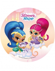 Shimmer and Shine™ -kakkukuva 21 cm