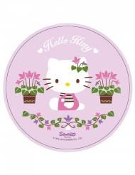 Violetti Hello Kitty™ -kakkukuva 21 cm
