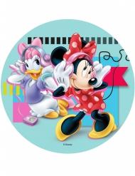 Disney™ Minni ja Iines -kakkukuva 21 cm