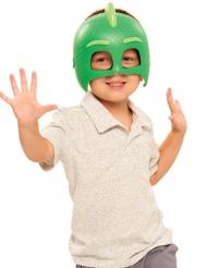 Pyjamasankarit™ Gekko -naamio lapsille