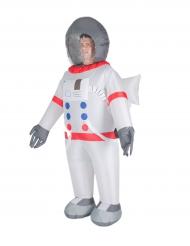 Puhallettava Astronautti -naamiaisasu aikuiselle