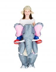 Elefantin kesyttäjä -naamiaisasu lapselle