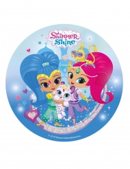 Shimmer and Shine™ -kakkukuva 20 cm