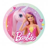 Barbie™ -kakkukuva 20 cm