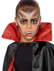 Vampyyrin meikkisetti sekä hampaat lapselle