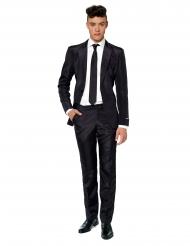 Mr. Musta Suitmeister™-puku miehelle