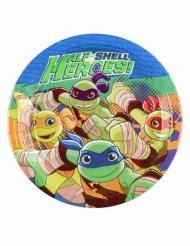 Ninja Turtles™-pienet paperilautaset 18 cm