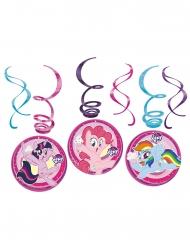 My Little Pony™ - roikkuvat koristeet 6 kpl