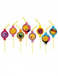 Smiley World™ -pillit 8 kpl