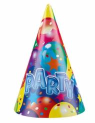Party- juhlahatut 6 kpl
