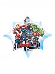 Avengers™-tähdenmuotoinen alumiinipallo 27 cm