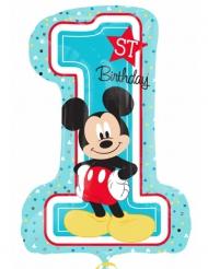 Disney™ Ensimmäinen syntymäpäivä -alumiinipallo 48 x 71 cm