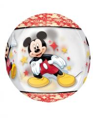 Disney™ Mikki -pyöreä alumiinipallo 38 x 40 cm