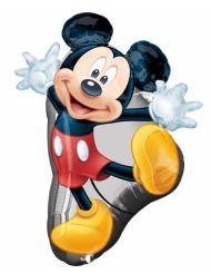 Disney™ Mikki Hiiri -alumiinipallo 55 x 78 cm