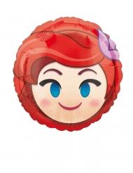 Emoji™: Ariel-alumiinipallo 23 cm