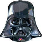 Star Wars™: Darth Vader-alumiinipallo 25 x 27 cm