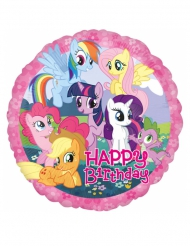 My Little Pony™: Happy Birthday-alumiinipallo 43 cm