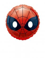 Emoji™: Hämähäkkimies-alumiinipallo 23 cm