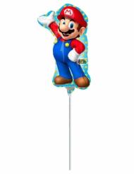 Super Mario™-alumiinipallo 20 x 30 cm