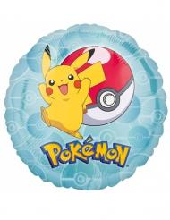 Pokemon™ Pikachu-alumiinpallo 43 cm