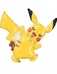 Pokemon™ Pikachu-alumiinpallo 27 x 33 cm