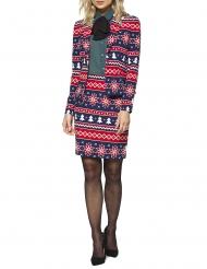 Mrs. Nordic Xmas Opposuits™-puku naiselle