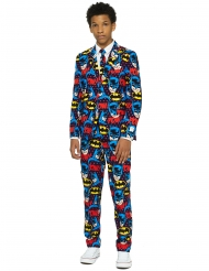 Mr. Batman™ Opposuits™ puku nuorelle