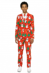 Mr- Holiday hero Opposuits™- puku nuorelle