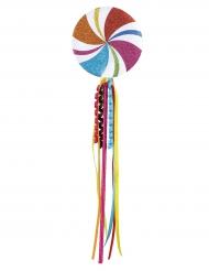 Värikäs tikkari 45 cm