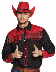 Cowboyn kauluspaita hapsuilla