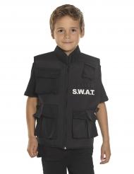 SWAT-ryhmäläisen liivi lapselle