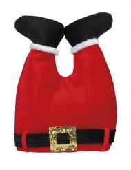 Joulupukin housut-hattu aikuiselle