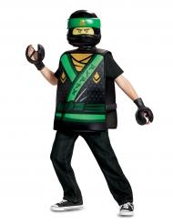 Vihreä Lloyd Ninjago™LEGO®- asu lapselle
