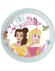 Disney Princesses™-pahvilautaset 20 cm