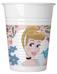 Disney Princesses™: Tuhkimo-muovimukit 8 kpl