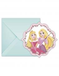 Disney Princesses™-kutsukortit 6 kpl