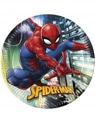 Spider-man™-paperilautaset 8 kpl