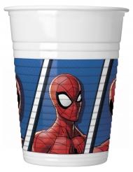 Spider-man™-muovimukit 8 kpl
