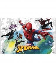 Muovinen Spiderman™- pöytäliina 120 x 180 cm