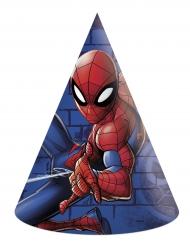 Spiderman™-juhlahatut 6 kpl