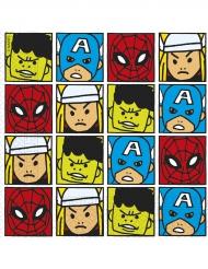 Avengers™-lautasliinat 20 kpl