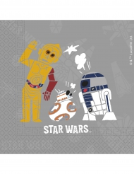 Star Wars Forces™-lautasliinat 20 kpl